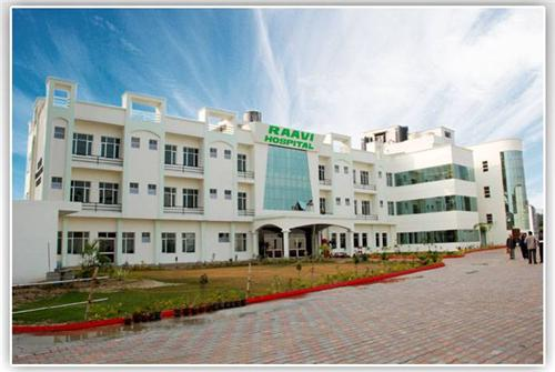 Raavi Multi Speciality Hospital in Pathankot