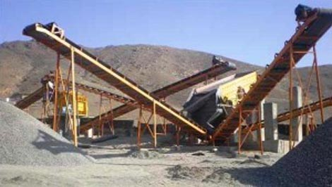 Stone Crusher at Pathankot