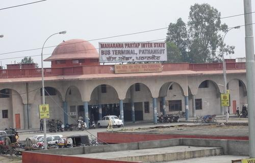 Maharana Pratap Interstate Bus Terminal