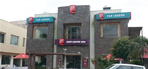 Coffee Cafe Day at Pathankot