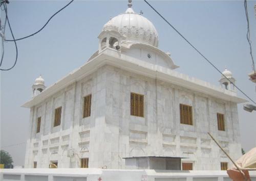Gurudwara Shri Chaubara Sahib