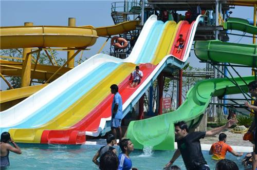 Amusement park in Patna
