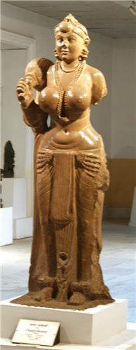 Artifacts at Patna Museum