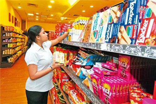 Departmental store in Patna