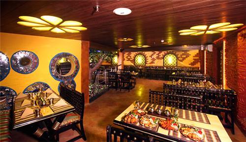 Pind Balluchi Restaurant in Patna