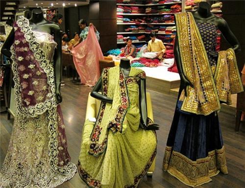 Saree Shop in Patna