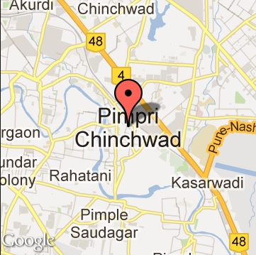 Geography of Pimpri Chinchwad