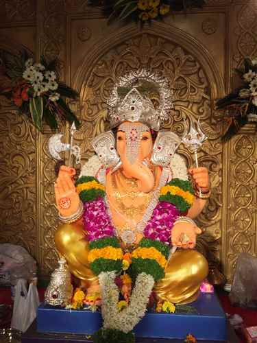 Ganesh Utsav Celebration in Pimpri Chinchwad