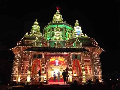 Ganesh Utsav Puja 2017