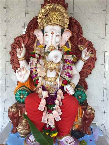 Images of Ganeshotsav 2017