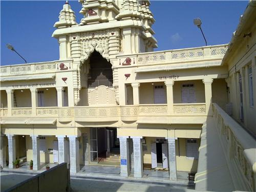 Architecture of Kirti Mandir