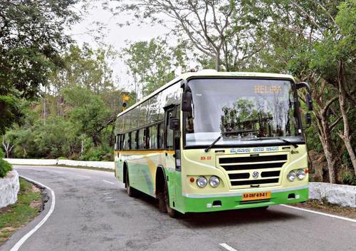 Buses in Porbandar