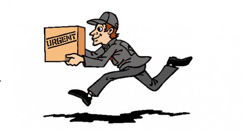 Courier services in Porbandar