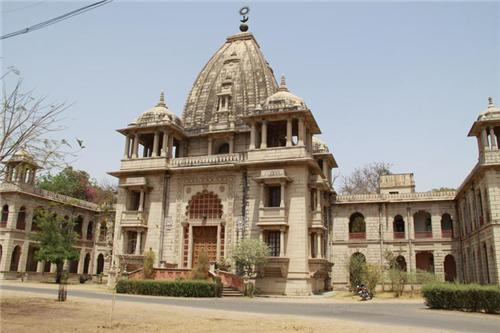 Kirti Mandir in Porbandar
