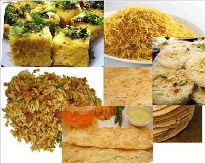 Food in Porbandar City