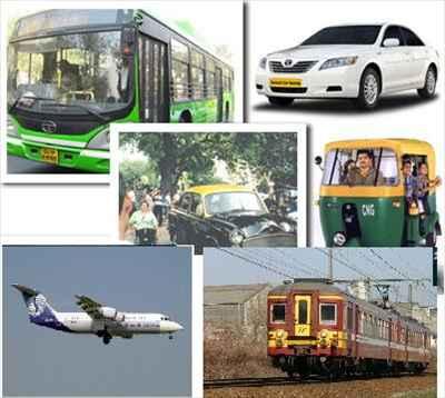 Transport in Porbandar