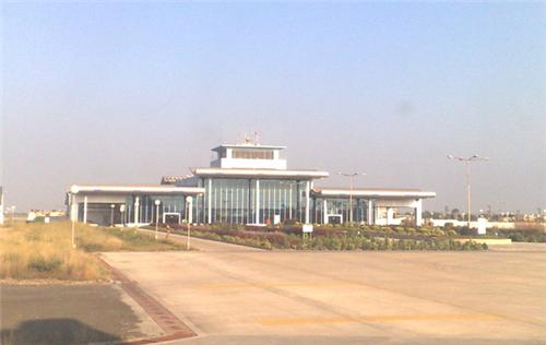 Terminals and facilities of Porbandar Airport