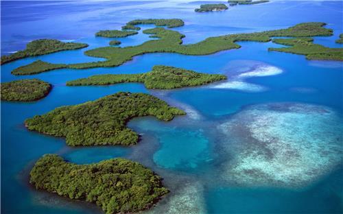 Honeymoon at the Andaman and Nicobar Islands