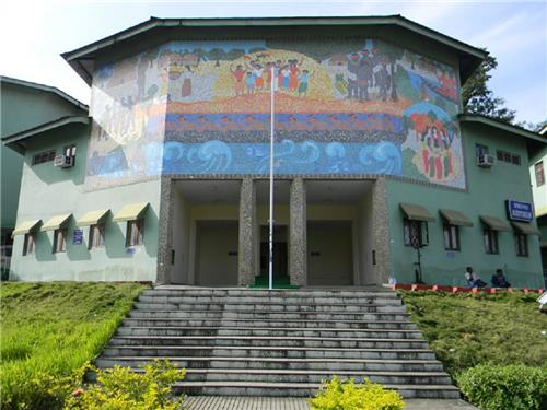 The Anthropological Museum at Port Blair