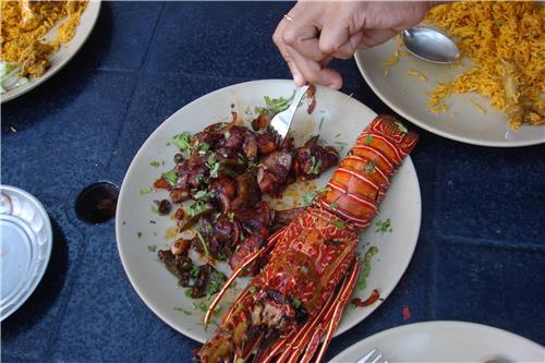 Food and Cuisines at the Andaman