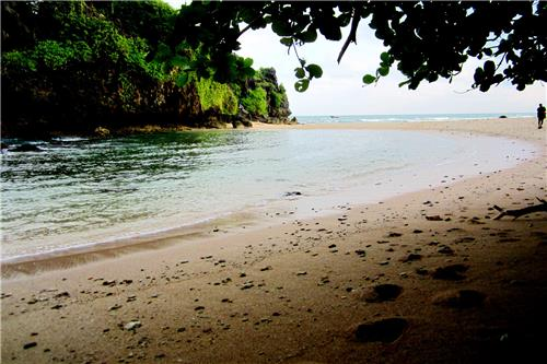 The Litttle Andaman Island at Andaman