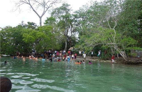 Red Skin Island at the Andaman