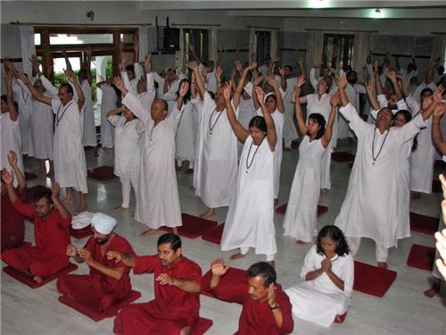 Osho Ashram Visitors-Credit Google