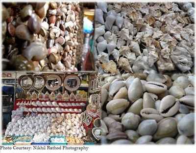 Shopping in Puri
