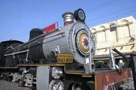 Train at Purulia Junction