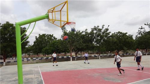 Sports facilities in Raichur