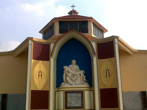 St James Cathedral in Raigunj