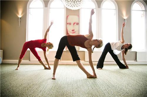 Yoga Centers in Raiganj