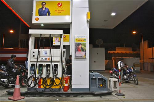 Petrol Pumps in Raigarh