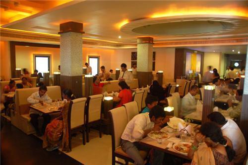 Restaurants of Raipur