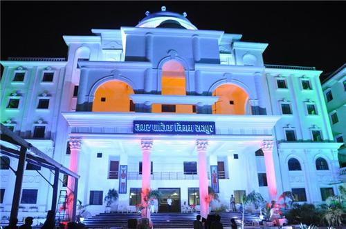 Administration in Raipur