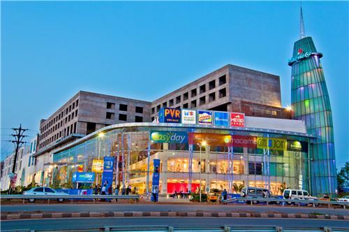 Shopping malls in Raipur