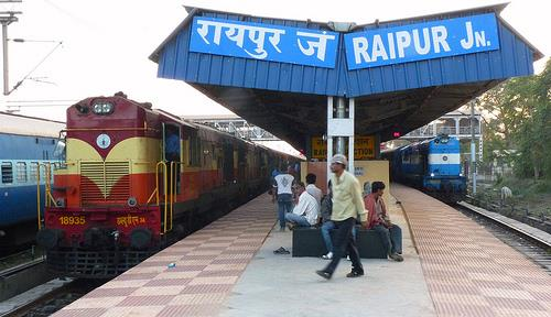 Transport in Raipur