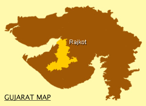 Geographical Condition of Rajkot in Gujarat