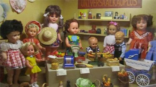 Rotary Midtown Dolls Museum in Rajkot