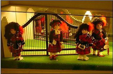 Attractions and Features at Rotary Midtown Dolls Museum in Rajkot