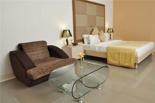 Accommodations at The Grand Bhagwati Seasons in Rajkot