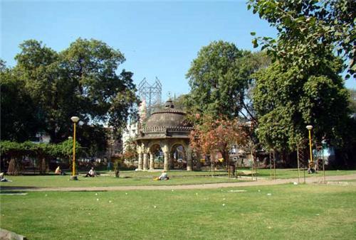 Poplar Attraction Jubilee Garden in Rajkot
