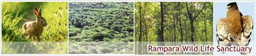 Rampara Wildlife Sanctuary in Rajkot