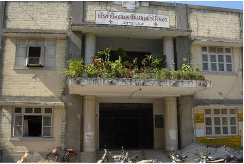 Health care services in Rajkot