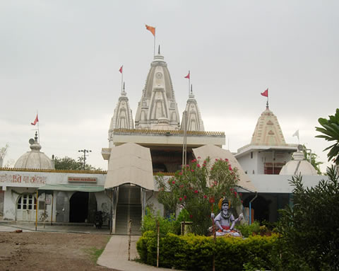 Well Known Gayatry Temple in Rajkot