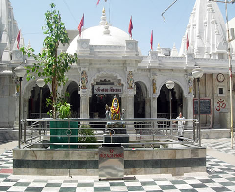 Panch Nath Temple in Rajkot