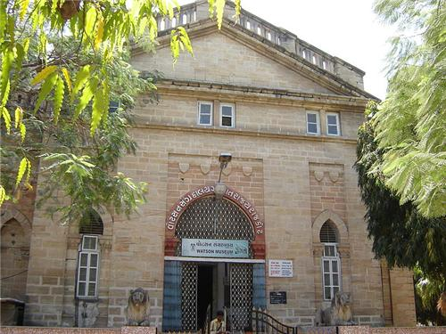 Museums and Historical Monuments in Rajkot Tourism