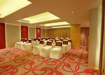 Banquet Hall of Hotel Comfort Inn Legacy in Rajkot