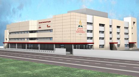 Leading Multispecialty Hospitals in Rajkot