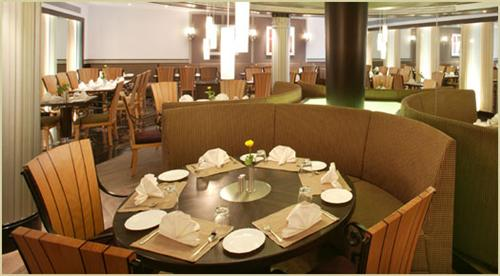 Fine Dining at Hotel Imperial Palace in Rajkot